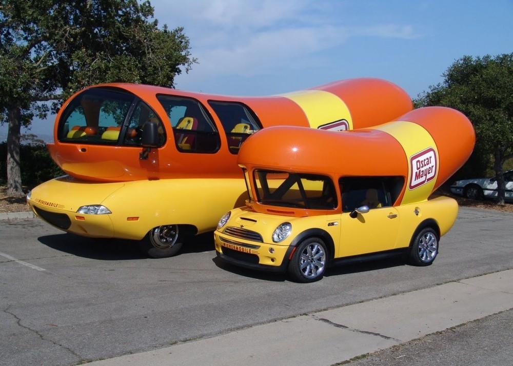 Питерские бренды быстрого питания на базе машин