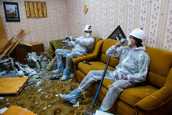 Комната для снятия стресса москва — Психиатрия