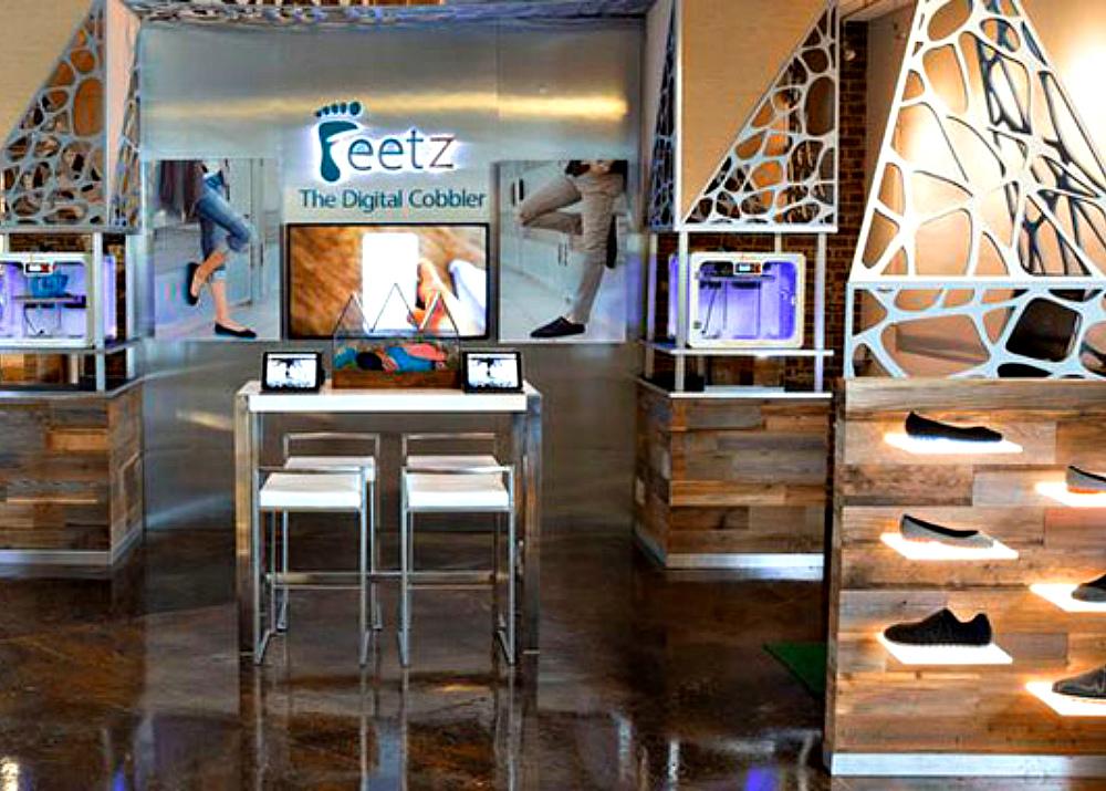 Компания Feetz