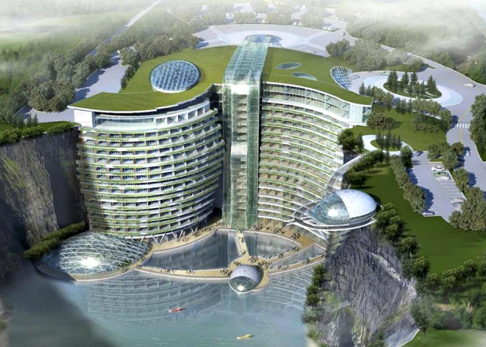 Отель Songjiang InterContinental