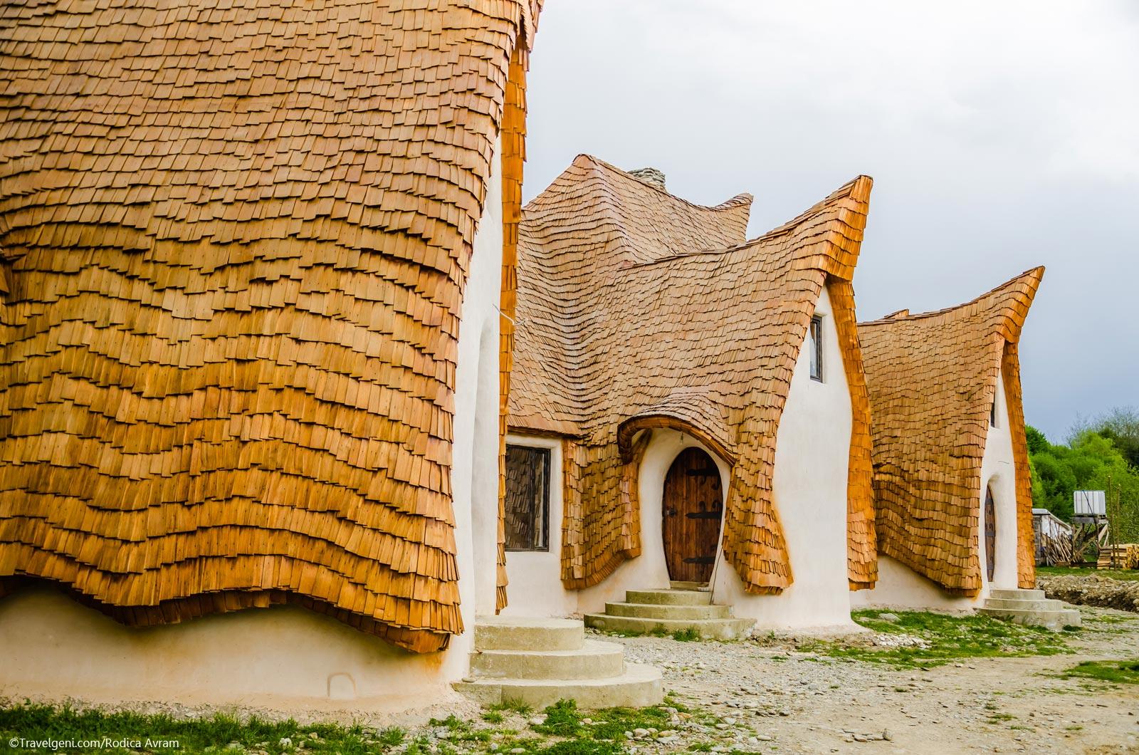 Картинки домов из глины
