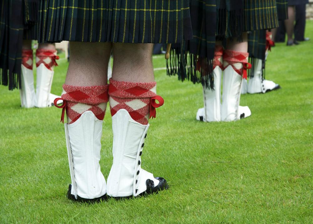 Продажа шотландских килтов