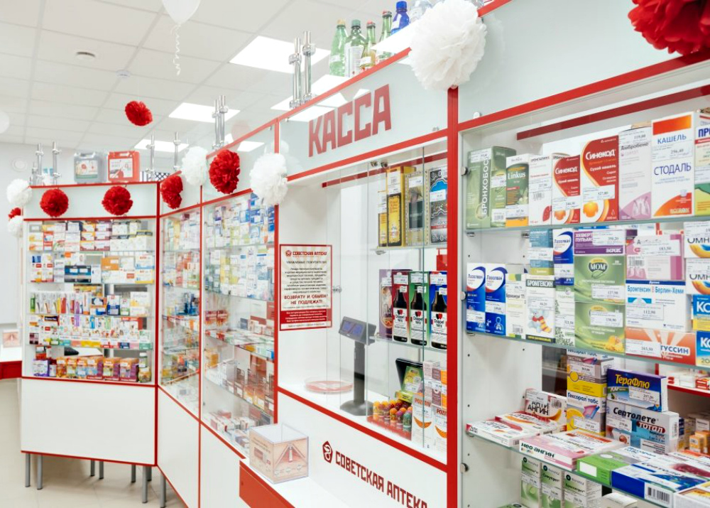 Особенности работы аптеки по франшизе