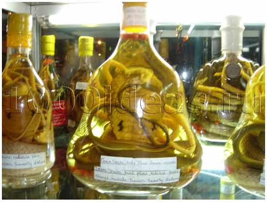 Алкогольный напиток из сока пальмы