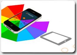 виртуальные кнопки Ipad