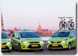 такси для велосипедистов