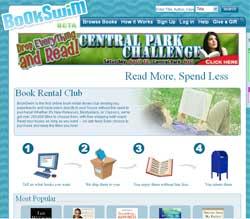 Необычная идея бизнеса: книги в аренду