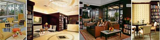 Отель-библиотека
