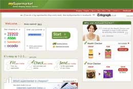 Сайт для экономных покупателей