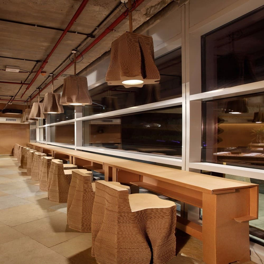 Дизайн общепита: 20 зарубежных идей интерьера ресторанов и кафе