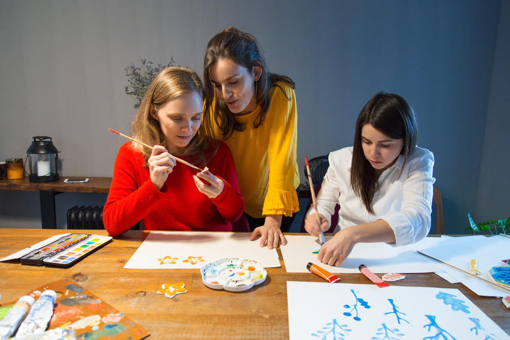 10 бизнес-идей для художников: как быть художником и бизнесменом одновременно