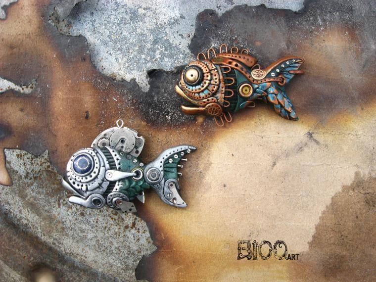 Биомеханика в искусстве: 5 примеров биомеханического творчества