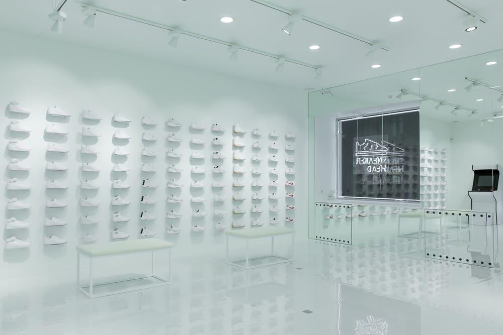 Необычный дизайн для магазинов обуви: 10 бизнес-идей