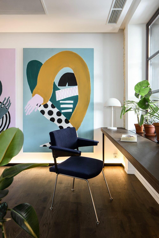 Дизайн интерьеров отелей: 7 идей