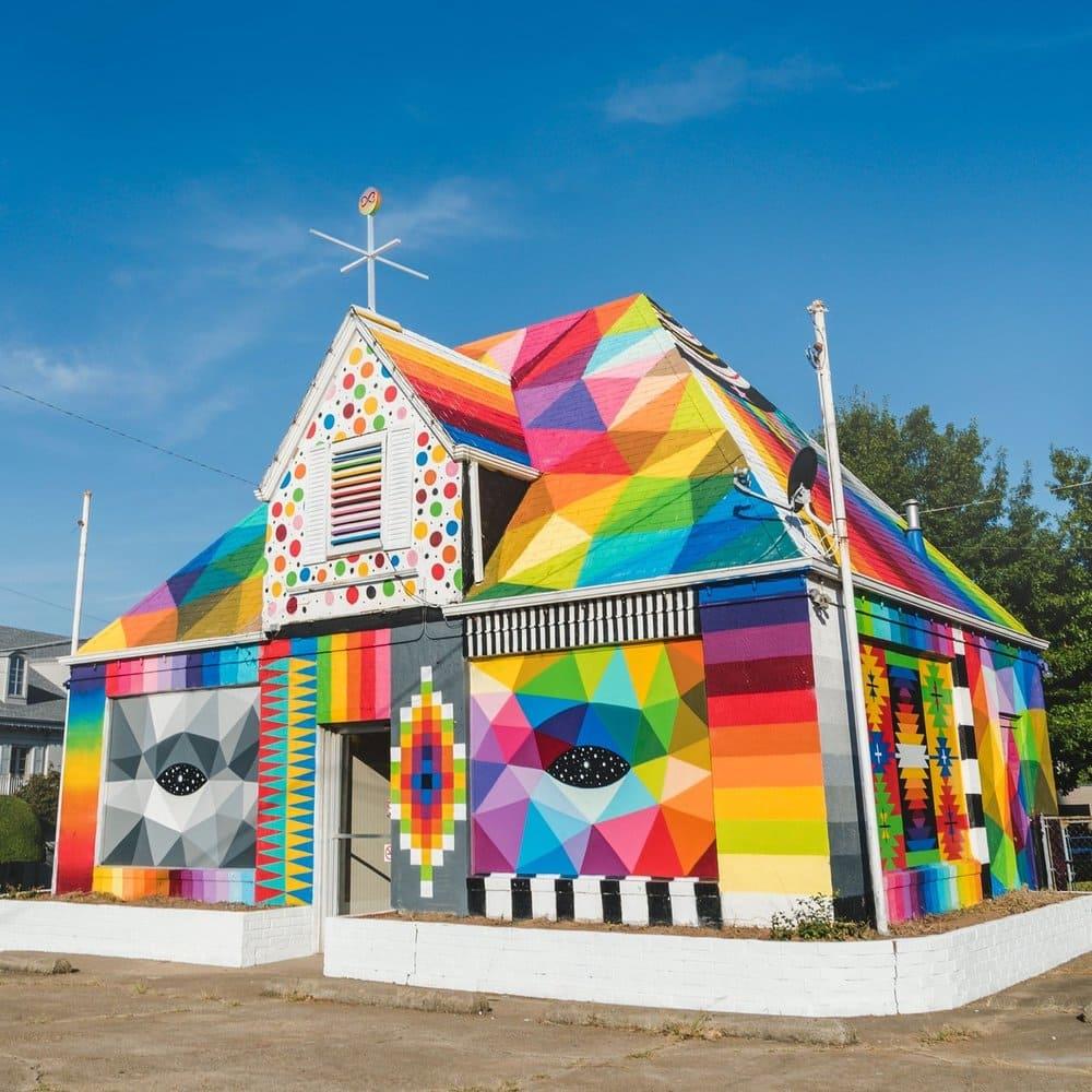 Тренд: новый функционал зданий церкви (9 примеров)