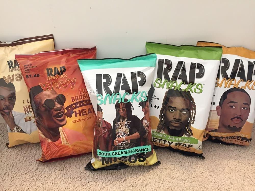 """Тренд """"Рэп"""": 8 примеров бизнеса, связанного с рэпом"""