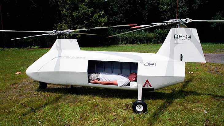 10 примеров того, как дроны спасают жизни людей