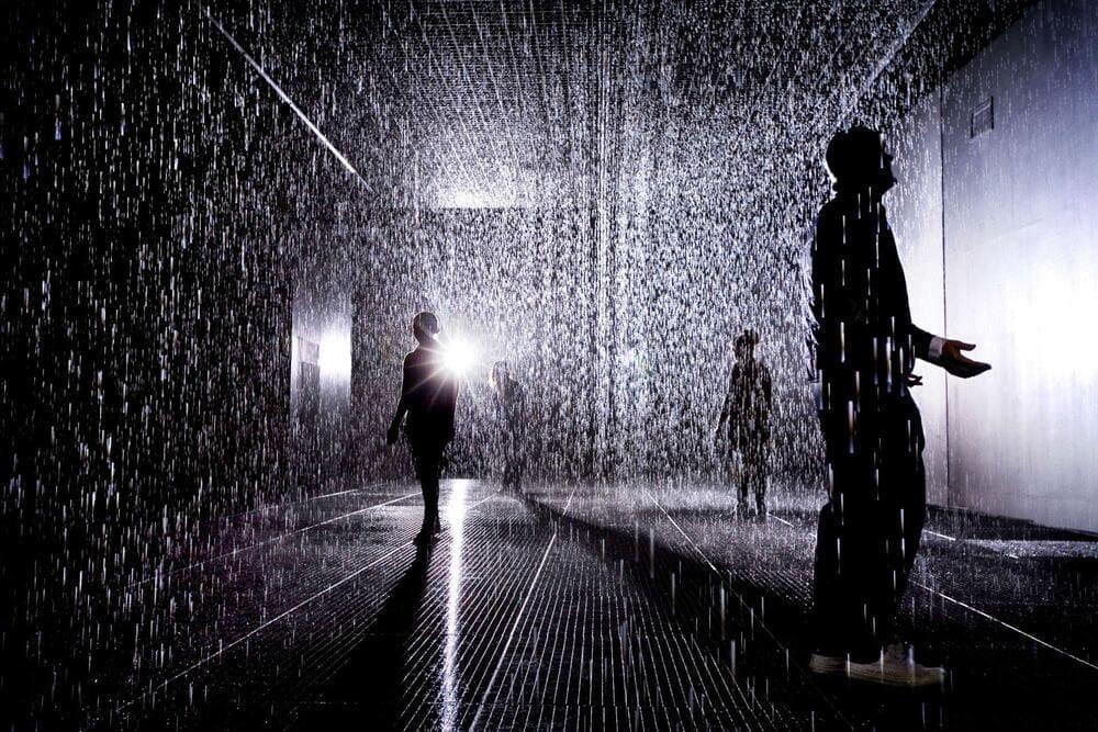 Бизнес-идея: дождевые комнаты в аренду