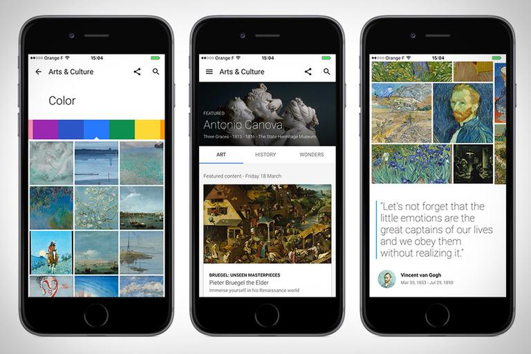 Бизнес-идея №5862. Мобильное приложение, заменяющее поход в музей