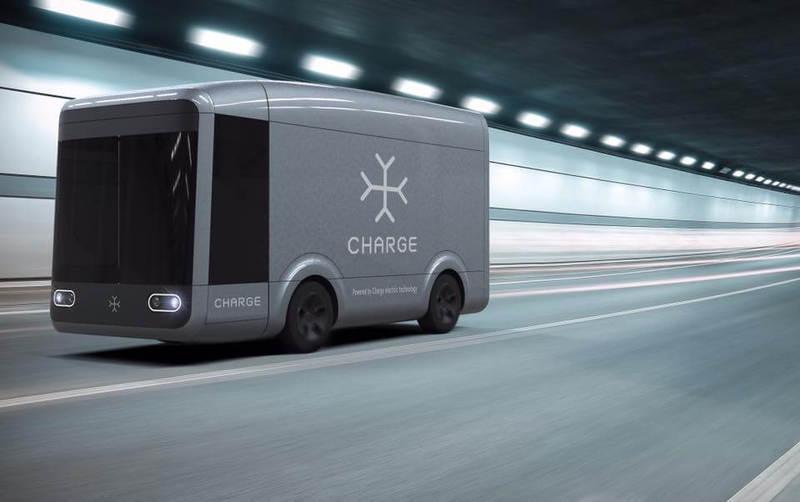 Бизнес-идея №5901. Модульные беспилотные грузовики