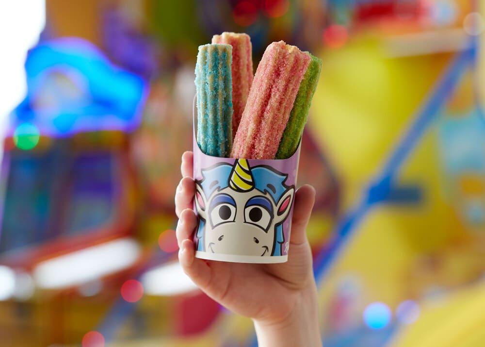 Бизнес-тренд Unicorn food: еда с единорогами