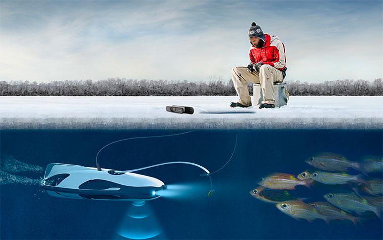 Бизнес-идея №5943. Беспилотник для рыбалки