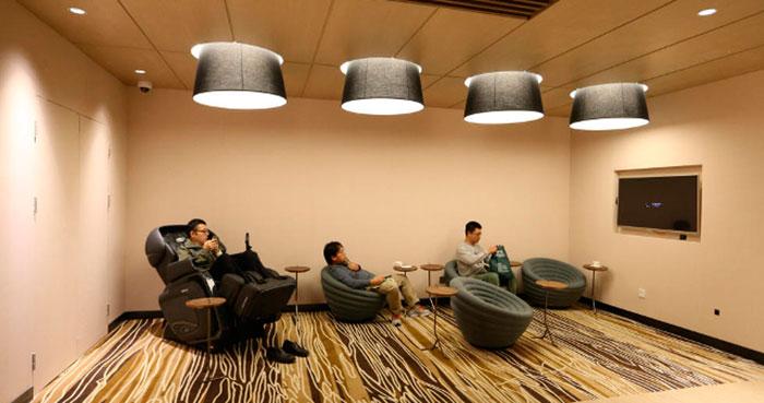 Бизнес-идея №5896. Комната отдыха для мужчин в ТЦ