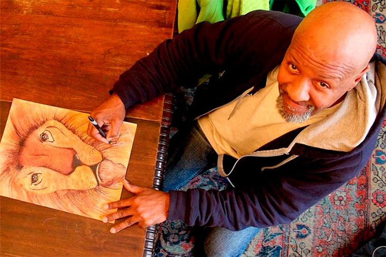 Бизнес-идея №5659. Сайт, где бездомный художник может выставить и продать свои работы
