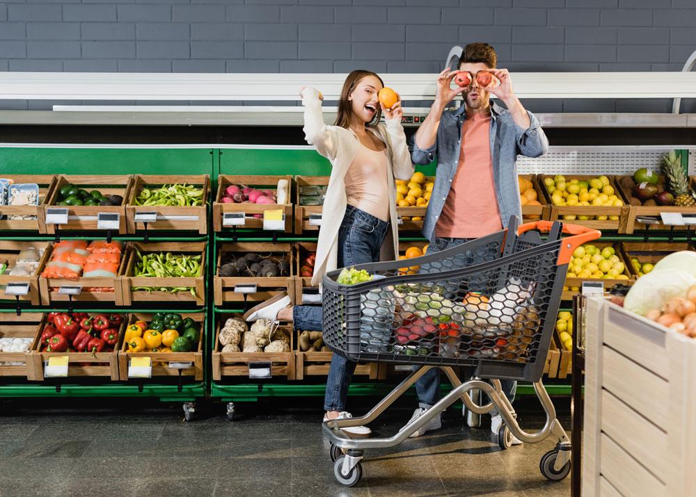 Переход на бесконтактность и самообслуживание: что нового в продуктовом ритейле?