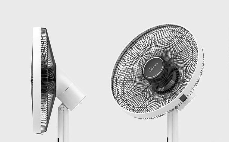 Бизнес-идея №6005. Вентилятор с углом вращения 360 градусов