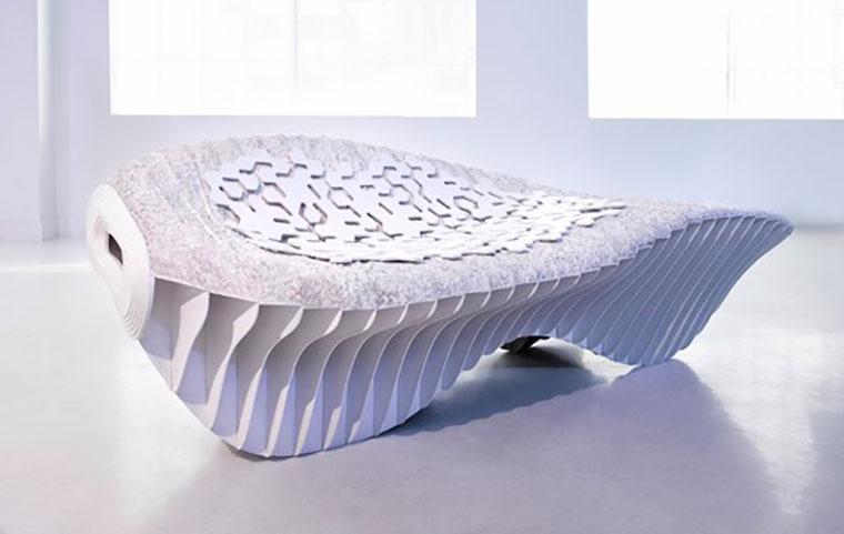 Бизнес идея №5698. Эко-мебель, выращенная из грибов