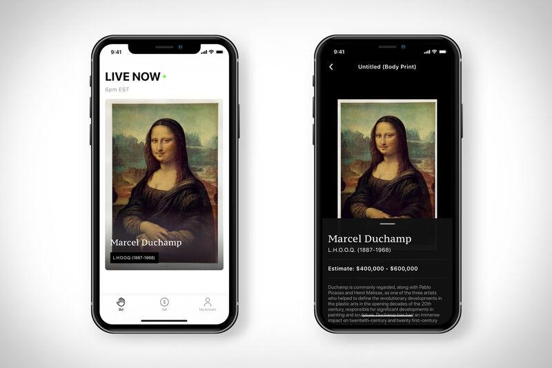 Мобильные приложения-аукционы