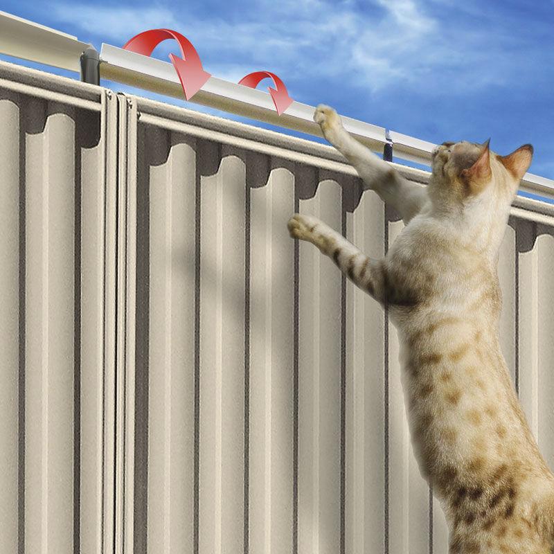 Бизнес-идея: система от бегства котов