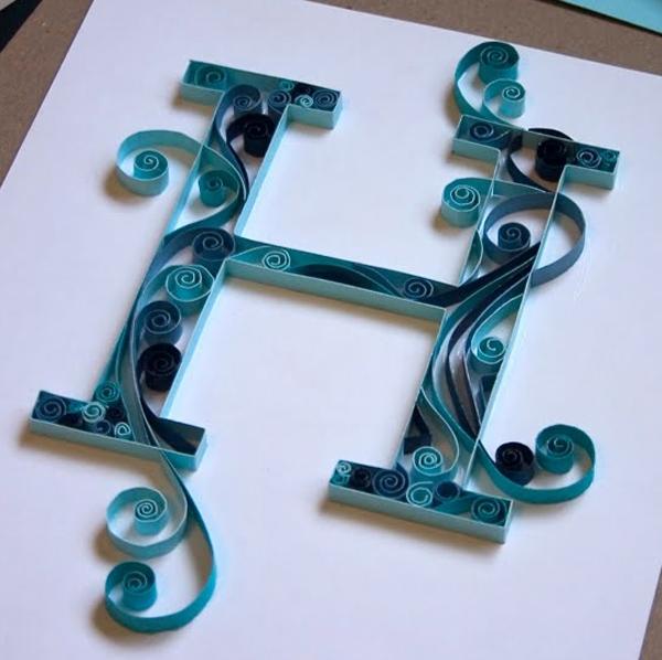 Как сделать макет буквы алфавита - NikeCRM