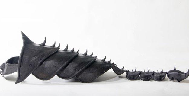 Бизнес-идея: рыцарские доспехи для кота из 3D-принтера