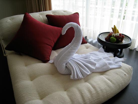 Обезьяна из полотенец своими руками пошагово