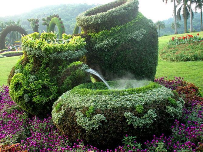 Смотреть эксклюзивные ландшафтные дизайны