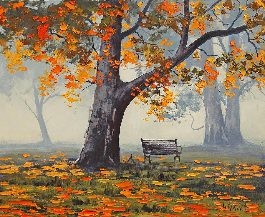 At no other time than autumn does the earth let itself be inhaled in one smell, the ripe earth