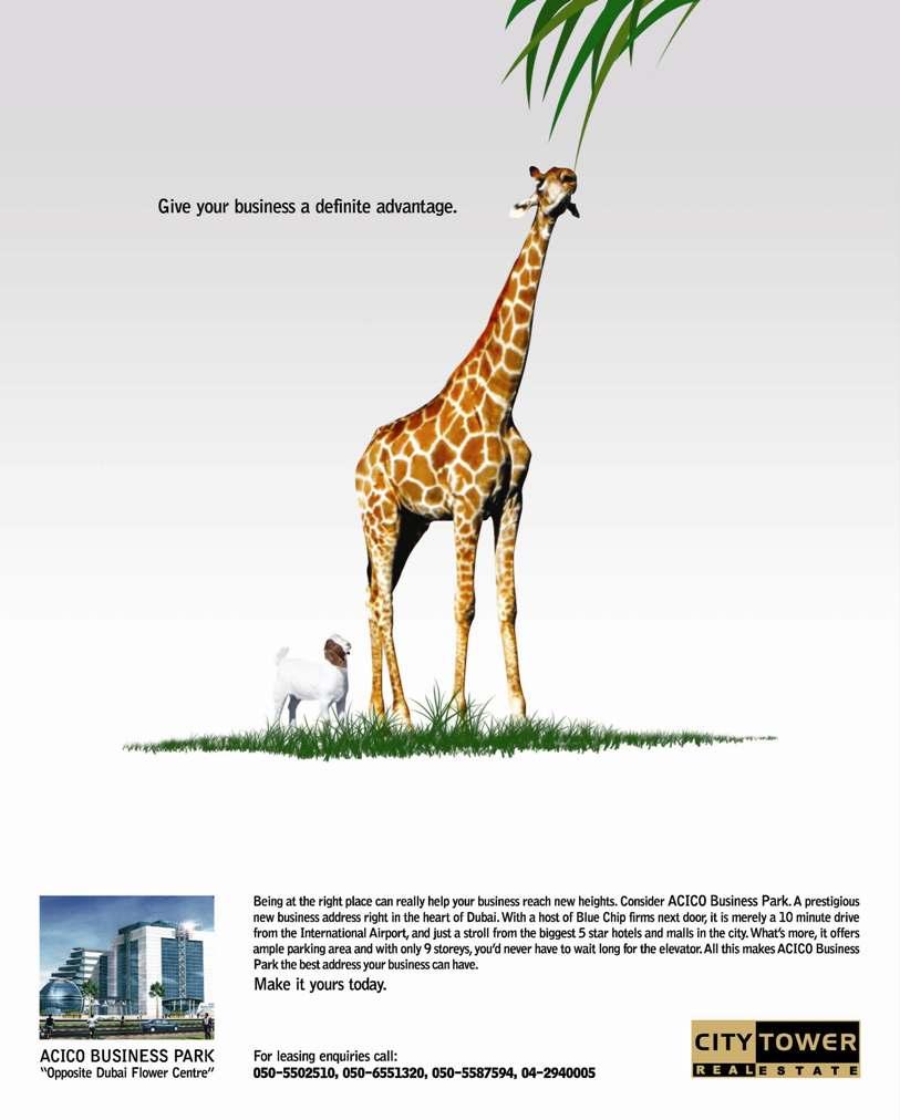 Примеры оригинальной рекламы агентств недвижимости