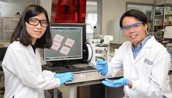 Таблетки, напечатанные на 3D-принтере