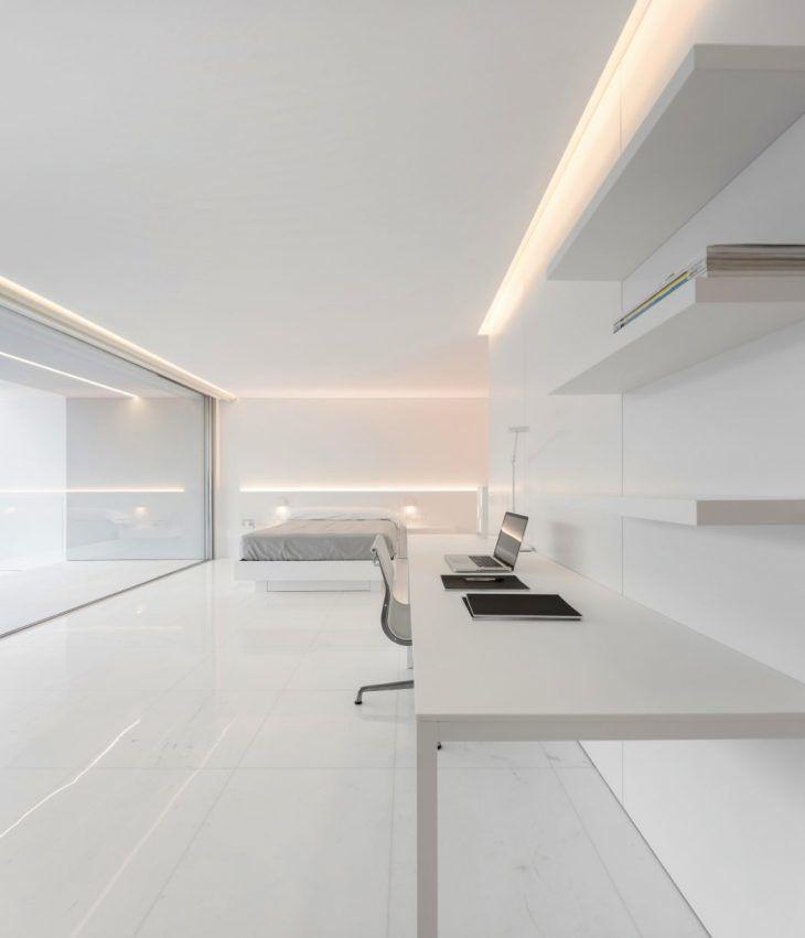 Идеи дизайна: виллы в стиле минимализма