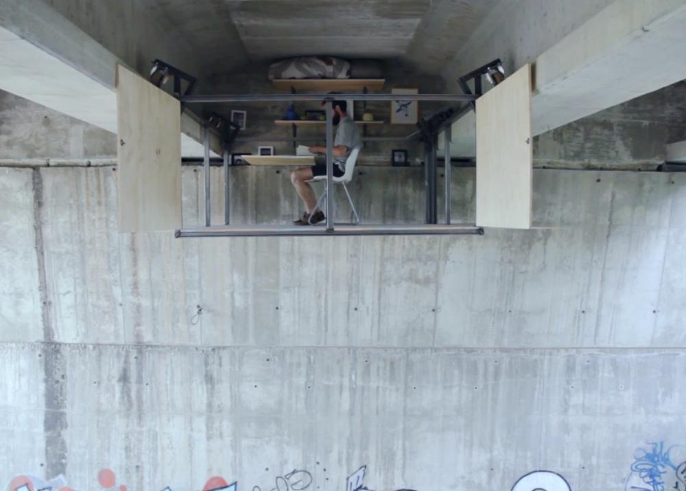 Воркспейс под мостом. Как обрудовать секретную лабораторию вдохновения
