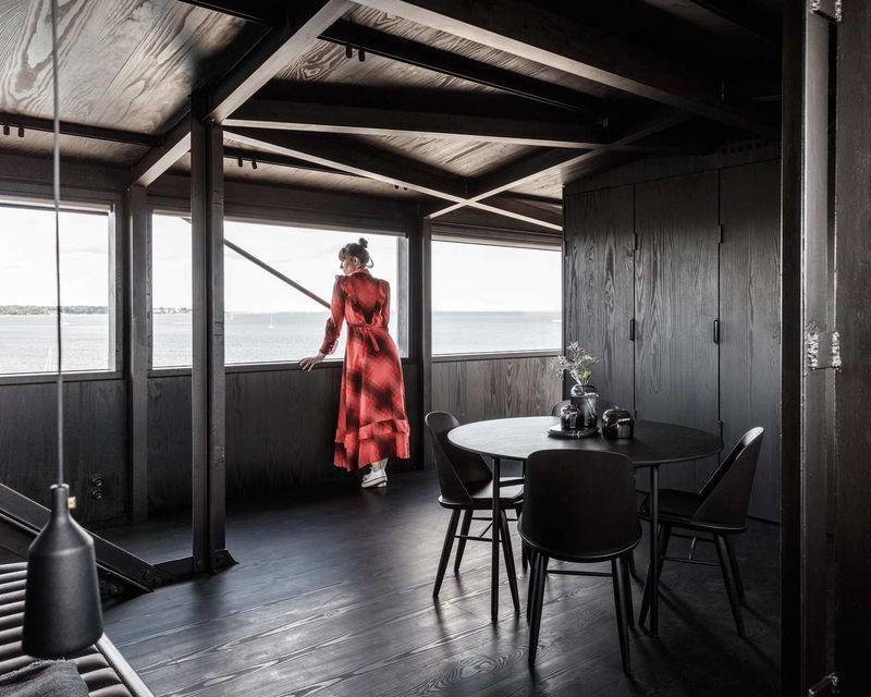 Бизнес-идея №6013. Люкс-отель в подъемном кране