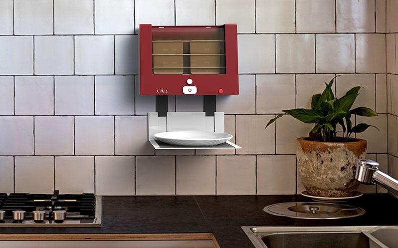 Бизнес-идея №6021. Тостер, бросающий тосты вниз