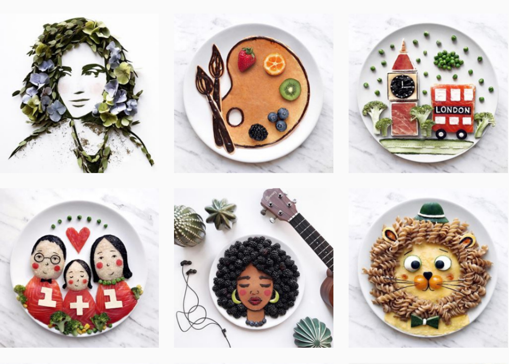 Продвижение со вкусом. 22 лучших инстаграм-аккаунта о кондитерском искусстве