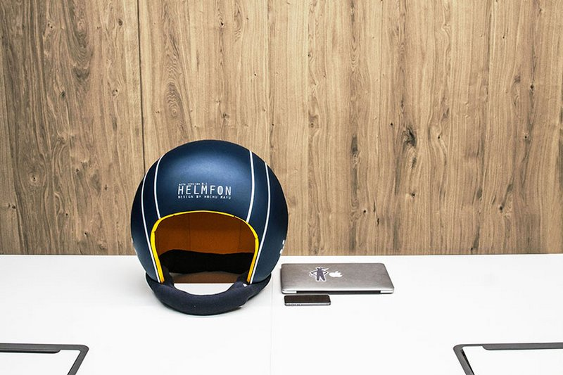 Бизнес-идея №6023. Шлем для концентрации на рабочем месте