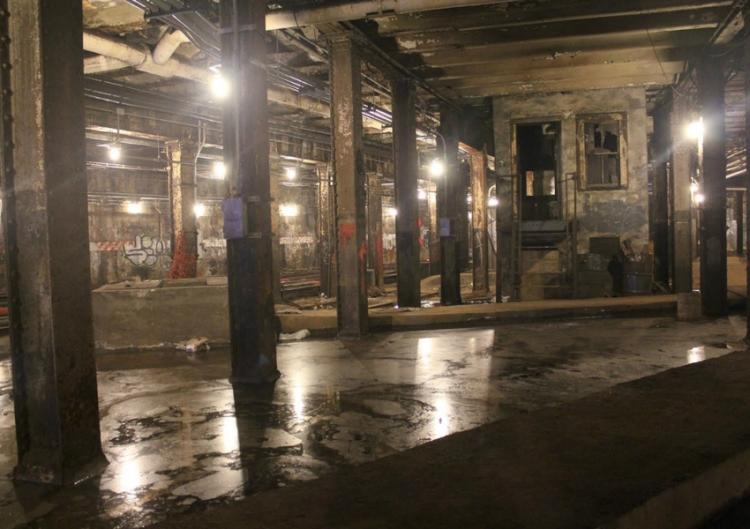 Бизнес-идея №6002. Первый в мире подземный парк появится в Нью-Йорке