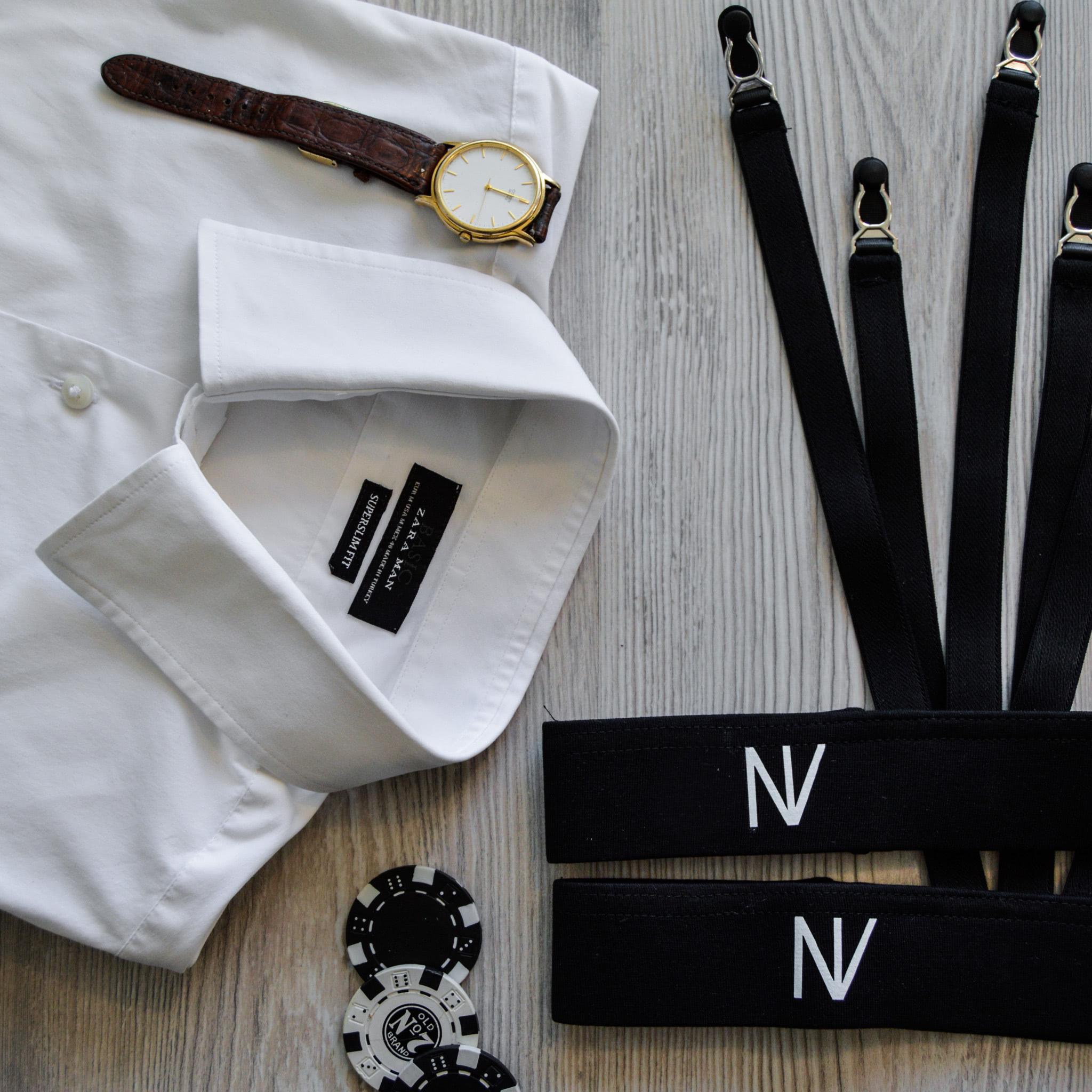 Бизнес-идея №5974. Подтяжки для рубашек