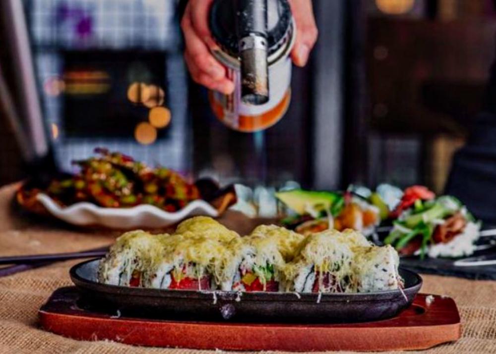 Монорельс для доставки суши. 11 свежих бизнес-идей для суши-баров