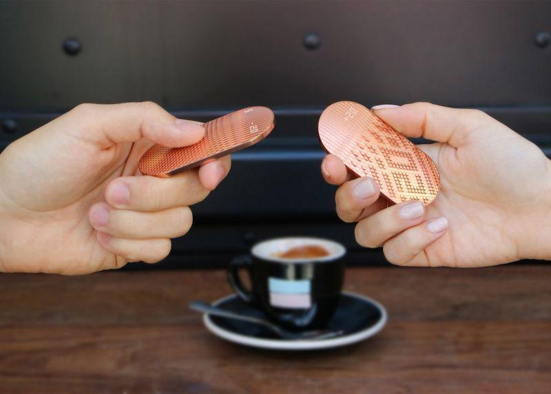 Бизнес-идея №5908. Тактильный платежный девайс